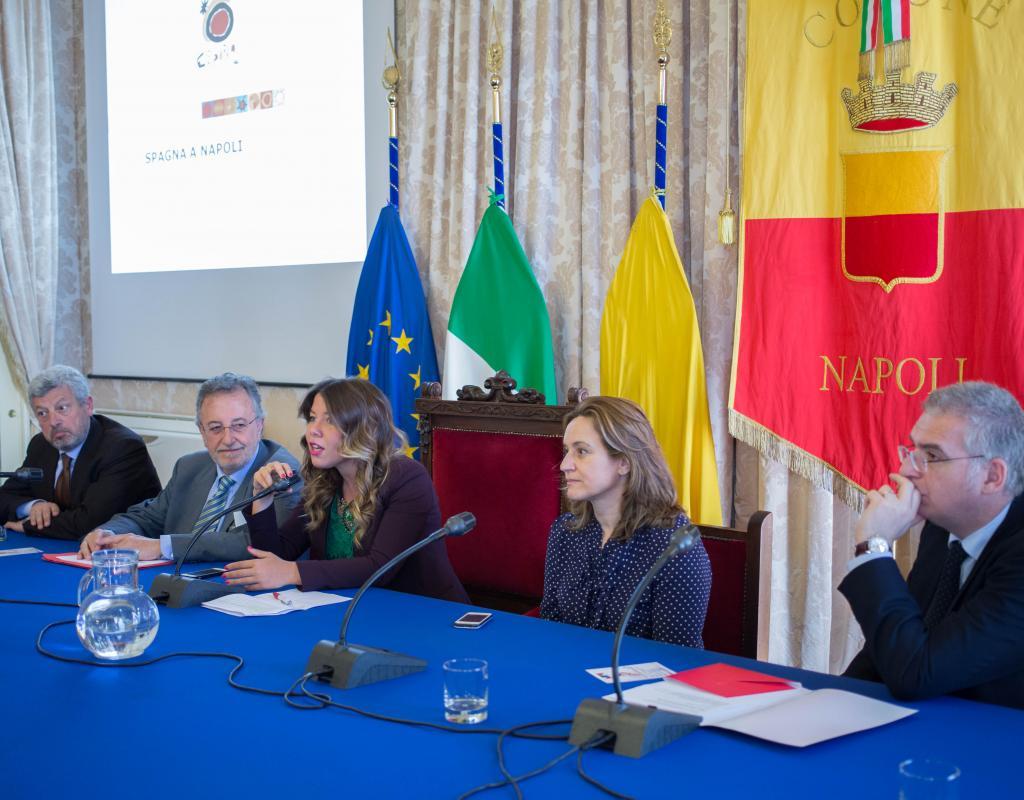 'La Spagna a Napoli' dal 23 al 26 aprile