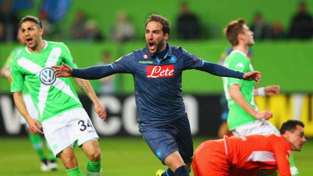 Napoli-Wolfsburg: