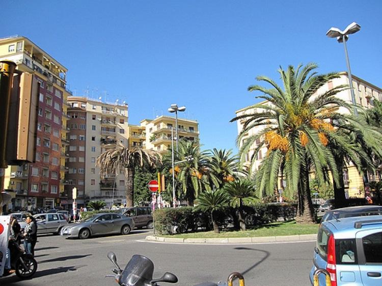 Nuovo parcheggio a Napoli nel quartiere Vomero