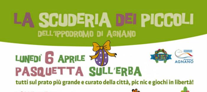 Pasquetta a Napoli: lunedì in Albis all'ippodromo di Agnano