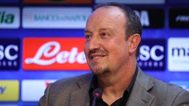 Roma-Napoli, Rafa Benitez: