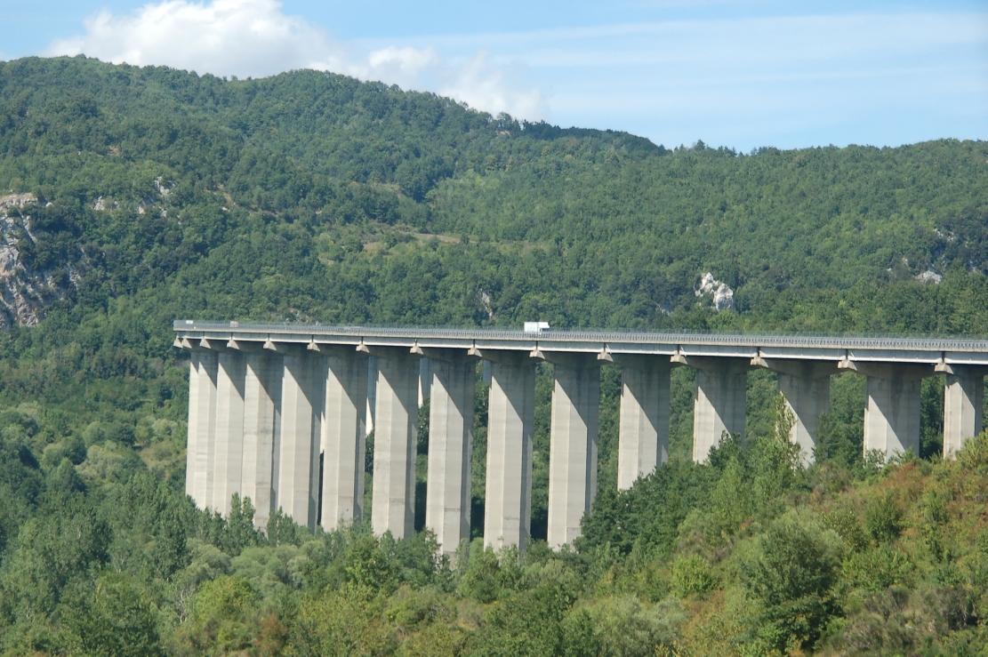 Test terremoti a Napoli per verificare la sicurezza dei ponti autostradali