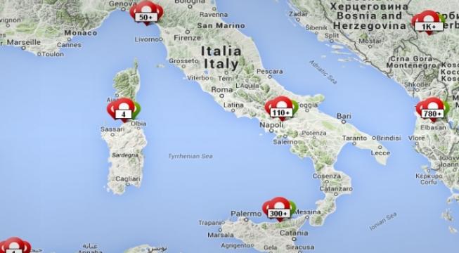 Trashout, nasce l'applicazione per smartphone contro i rifiuti illegali. Promotori dell'iniziativa Let's do it Italy, World e Greenpeace.
