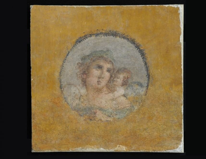 Affreschi pompeiani ritrovati negli USA, erano stati rubati nel '57
