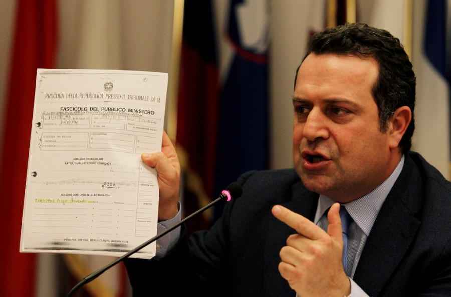 """Angelo Pisani: """"Fiero di essere stato denunciato da Equitalia"""""""