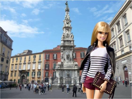 Barbie al Pan: la bambola più famosa del mondo arriva a Napoli