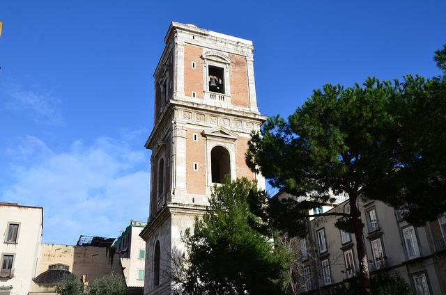 Campanile di Santa Chiara: si sogna la riapertura, ma servono 80mila euro
