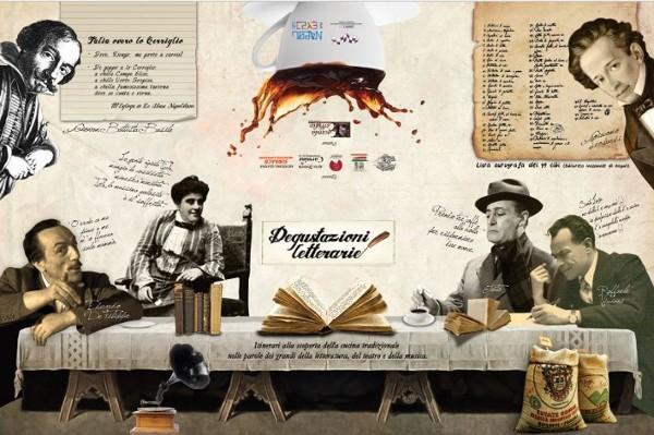 Degustazioni letterarie: torna l'appuntamento con la letteratura e l'arte culinaria napoletana
