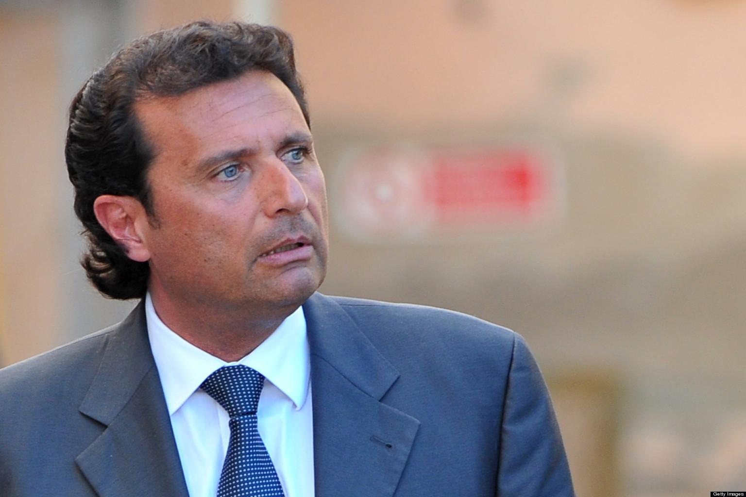 Concordia: al via udienza in Cassazione, Schettino non è in aula