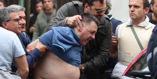 Giulio Murolo, preoccupanti le condizioni del vigile ferito nella sparatoria di Secondigliano