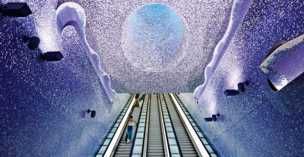 Inaugurazione stazione Municipio: dal 2 giugno in funzione i treni della Linea 1