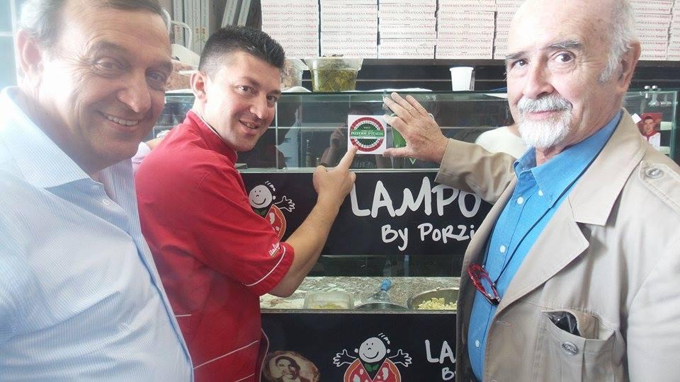 Pizzeria Lampo2 by Porzio: locale raccomandato dalla Guida alle Pizzerie d'Italia
