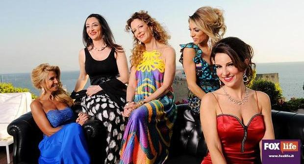 """""""Lucky Ladies"""": arrivano in tv le donne dell'high society partenopea"""