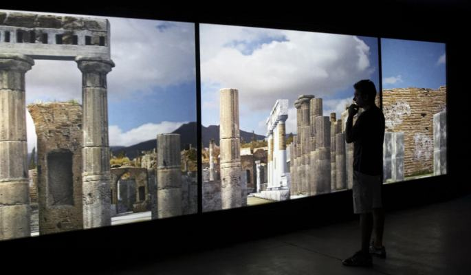 Museo MAV: un viaggio virtuale nelle antiche Pompei ed Ercolano