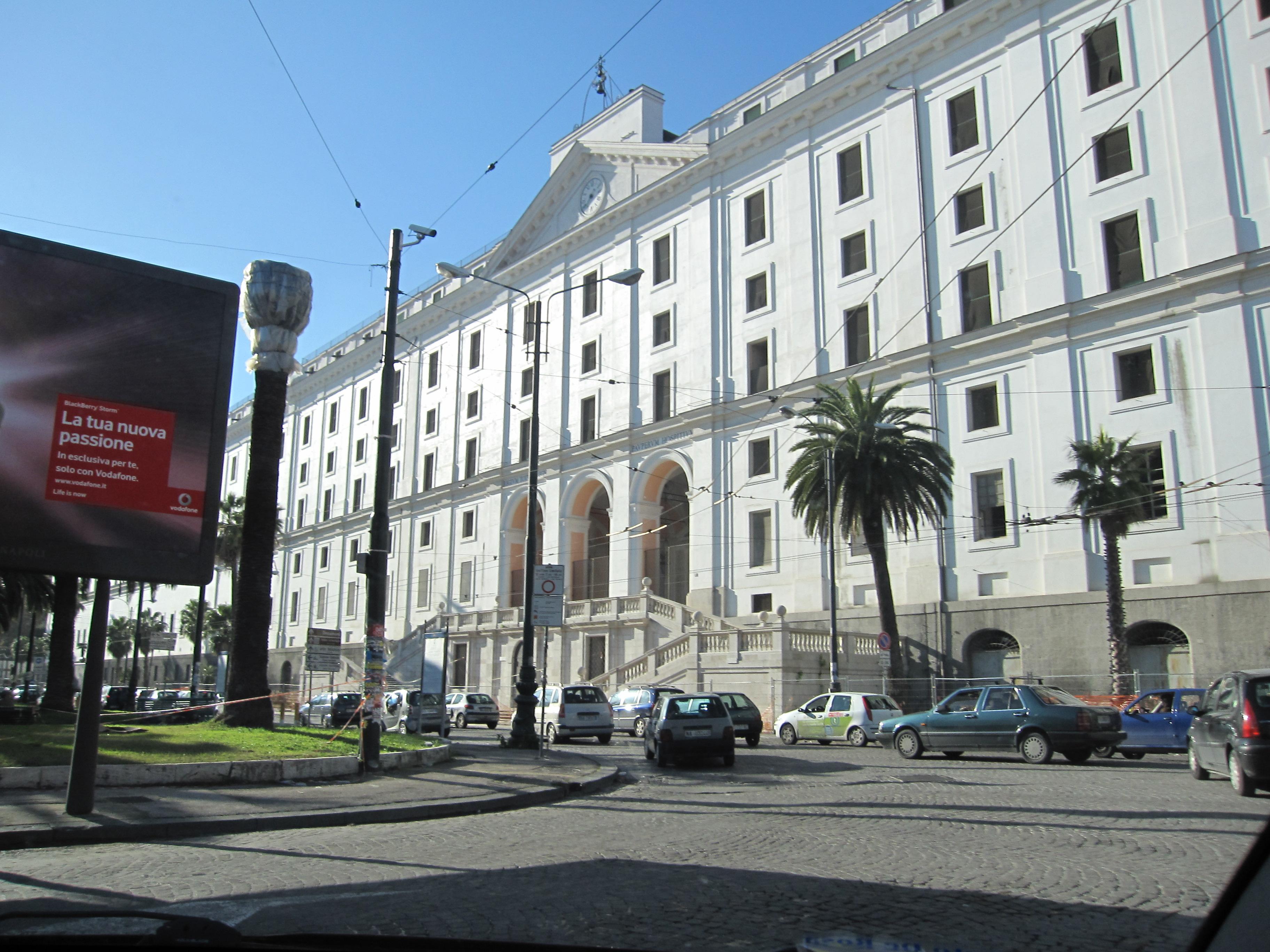 Palazzo Fuga: il Museo più grande del mondo