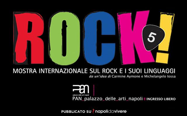 Rock!5: torna a mostra internazionale sulla musica con protagonista Pino Daniele