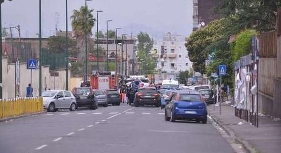 Sparatoria a Secondigliano: pomeriggio di terrore a Napoli