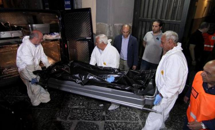 Omicidio-suicidio del maresciallo Alfredo Palumbo: nel 2011 in cura per depressione