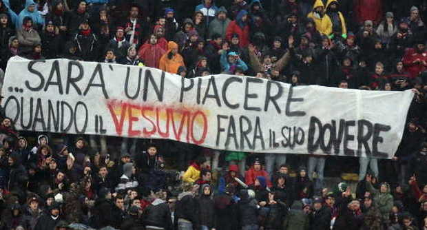 Cori razzisti contro il Napoli, la Juve pagherà 3,000 euro a tifoso azzurro