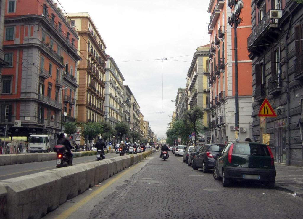 Corso Umberto: in arrivo la pista ciclabile e nuove aree di sosta