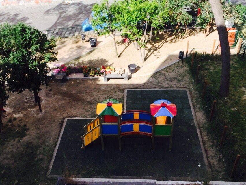 Cortile di Santa Chiara: uno spazio per i bambini