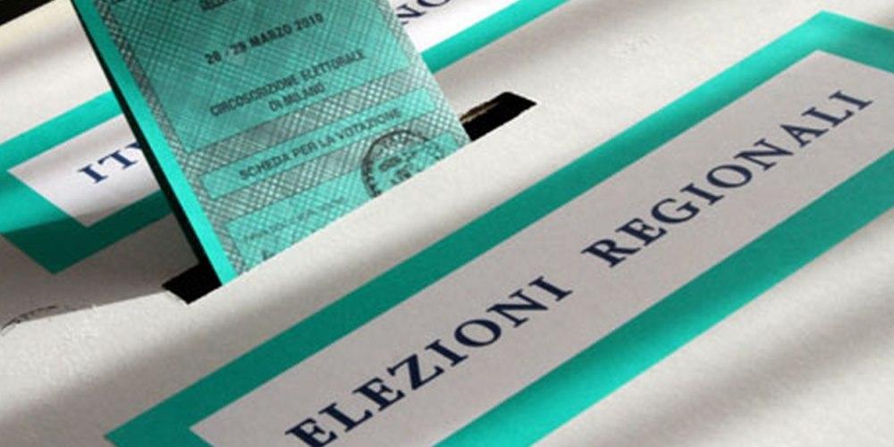 Ecco le liste per l'Elezioni Regionali in Campania