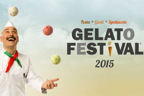 Gelato Festival 2015: le nuove rotte del gelato vi aspettano a Napoli dal 14/05