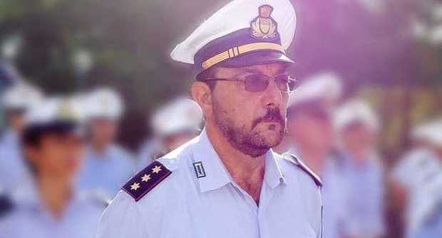 Francesco Bruner, domani i funerali del capitano dei vigili ucciso nella strage di Secondigliano