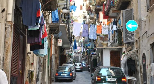 I Quartieri Spagnoli sotto il controllo della