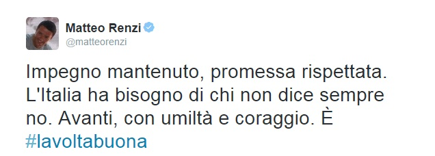 Italicum è legge, arriva il via libera della Camera