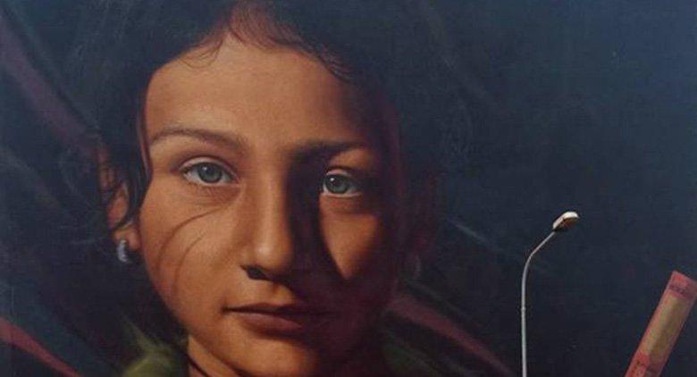 Jorit Agoch presenta 'Ael. Tutt'egual song'e creature'. La prima street art su facciata della città