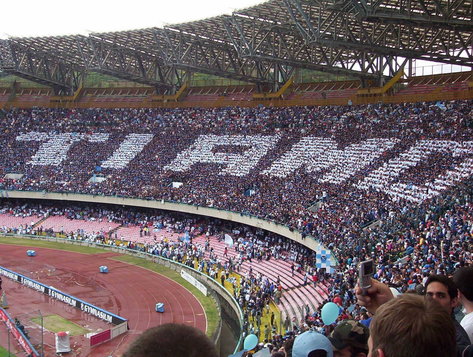 Napoli-Lazio, Stadio San Paolo sold out: tifosi pronti a spingere loro il pallone in rete