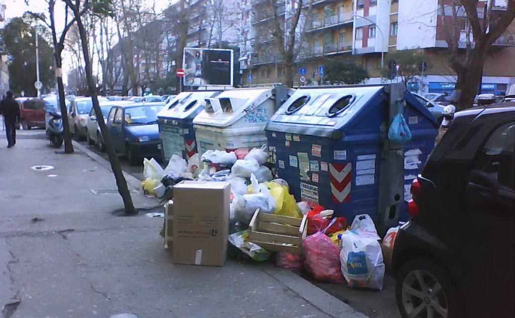 Napoli, Calvizzano: neonato abbandonata vicino la spazzatura