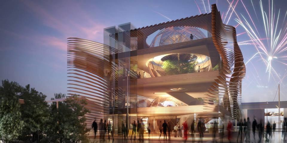 Il padiglione più bello dell'Expo è Made in Naples
