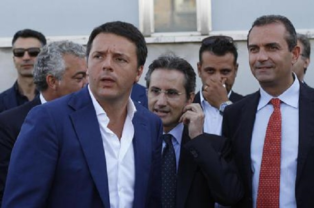 Renzi a Napoli il prossimo 16 maggio, de Magistris attende con ansia il suo arrivo