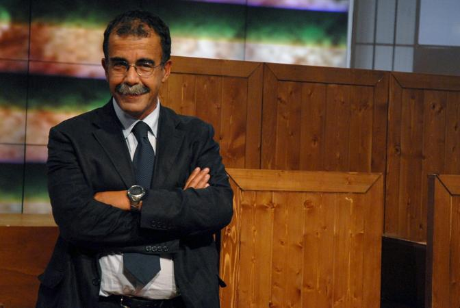 Il giornalista Sandro Ruotolo minacciato di morte dal boss Zagaria