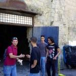 Scalone Filangieri a Montesanto: il primo passo di Scaccomatto per riappropriarsi degli spazi di Napoli