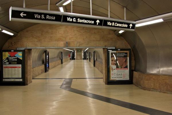 Stazione Metro Salvator Rosa: il 9 maggio appuntamento con i volontari di Sii Turista della tua Città