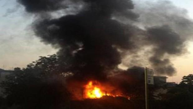 Terra dei Fuochi: appicca un incendio, arrestato 55enne