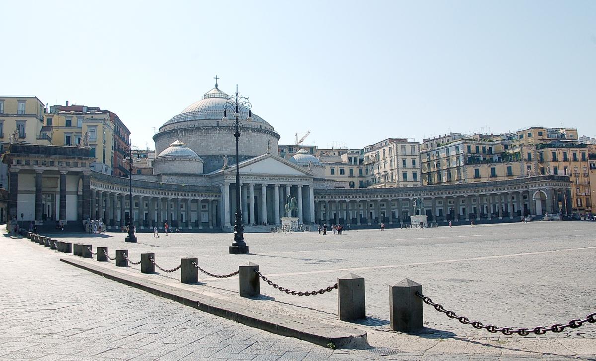 2 giugno a Napoli: una giornata ricca di eventi in piazza Plebiscito