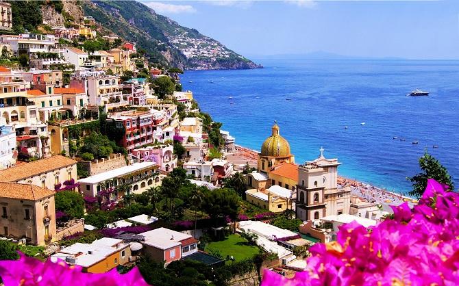 I 20 siti Unesco più belli d'Italia, tre in Campania