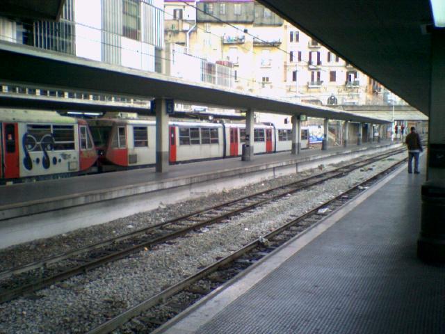 Biglietti Circumvesuviana: ticket in vendita a bordo dei treni
