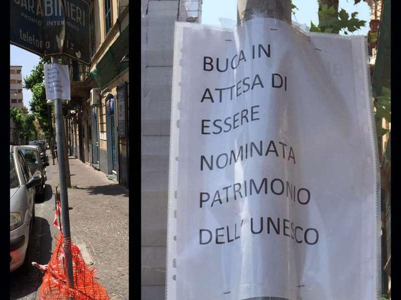 Buca al Vomero: