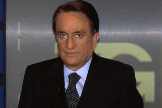 Emilio Fede parla ai microfoni di Radio Club 91