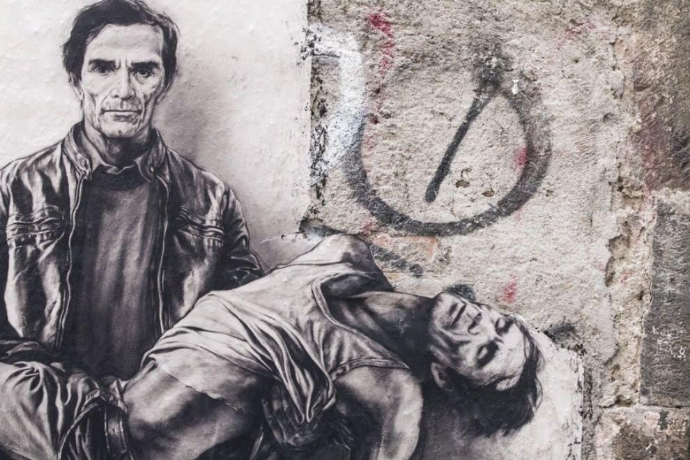 Ernest Pignon: un nuovo progetto su Pasolini