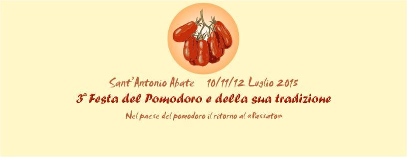 Festa del pomodoro: dal 10 al 12 luglio un viaggio gastronomico per riscoprire il pomodoro