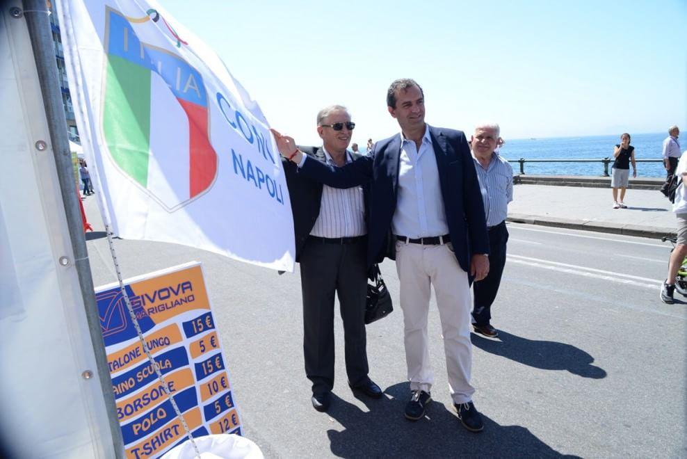 Giornata Nazionale dello Sport: domenica 7 giugno la XII edizione sul lungomare di Napoli