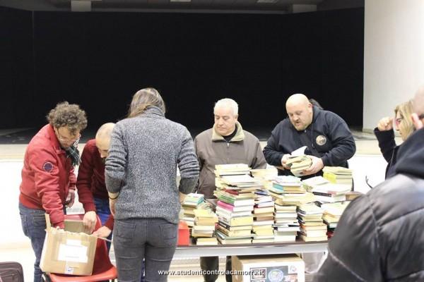 Biblioteca gratuita a Forcella grazie all'impegno di Giovanni Durante