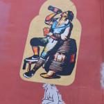 Street Art a Napoli: l'amore per Napoli attraverso i disegni di Domenico Tirino