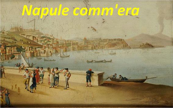 """""""Napule comm'era"""": una passeggiata in versi e musica tra i vicoli di Napoli"""